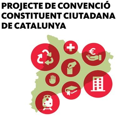 Presentació del projecte de convenció constituent